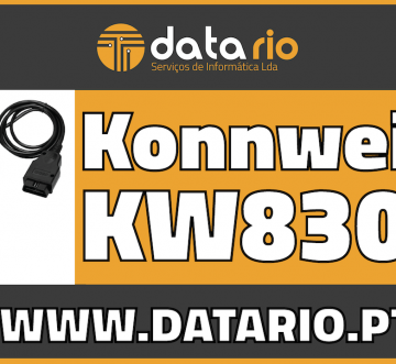 Review Konnwei KW830 OBD2 SCANNER