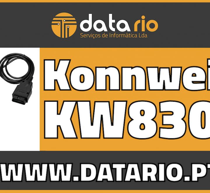 Review Konnwei KW830 OBD2 SCANNER
